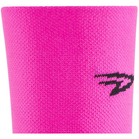 "DeFeet Aireator 5"" Chaussettes, d-logo (neon pink)"